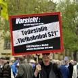 Die 294. Montagsdemo findet am 26. Oktober 2015 ab 18 Uhr auf dem Stuttgarter Schlossplatz statt. Gegen 18.40 Uhr startet der Demozug am Schlossplatz über die Königstraße bis zur Mahnwache, […]