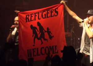 refugees welcome iries revolte