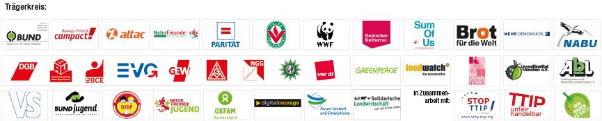 Stopp TTIP Unterstützer