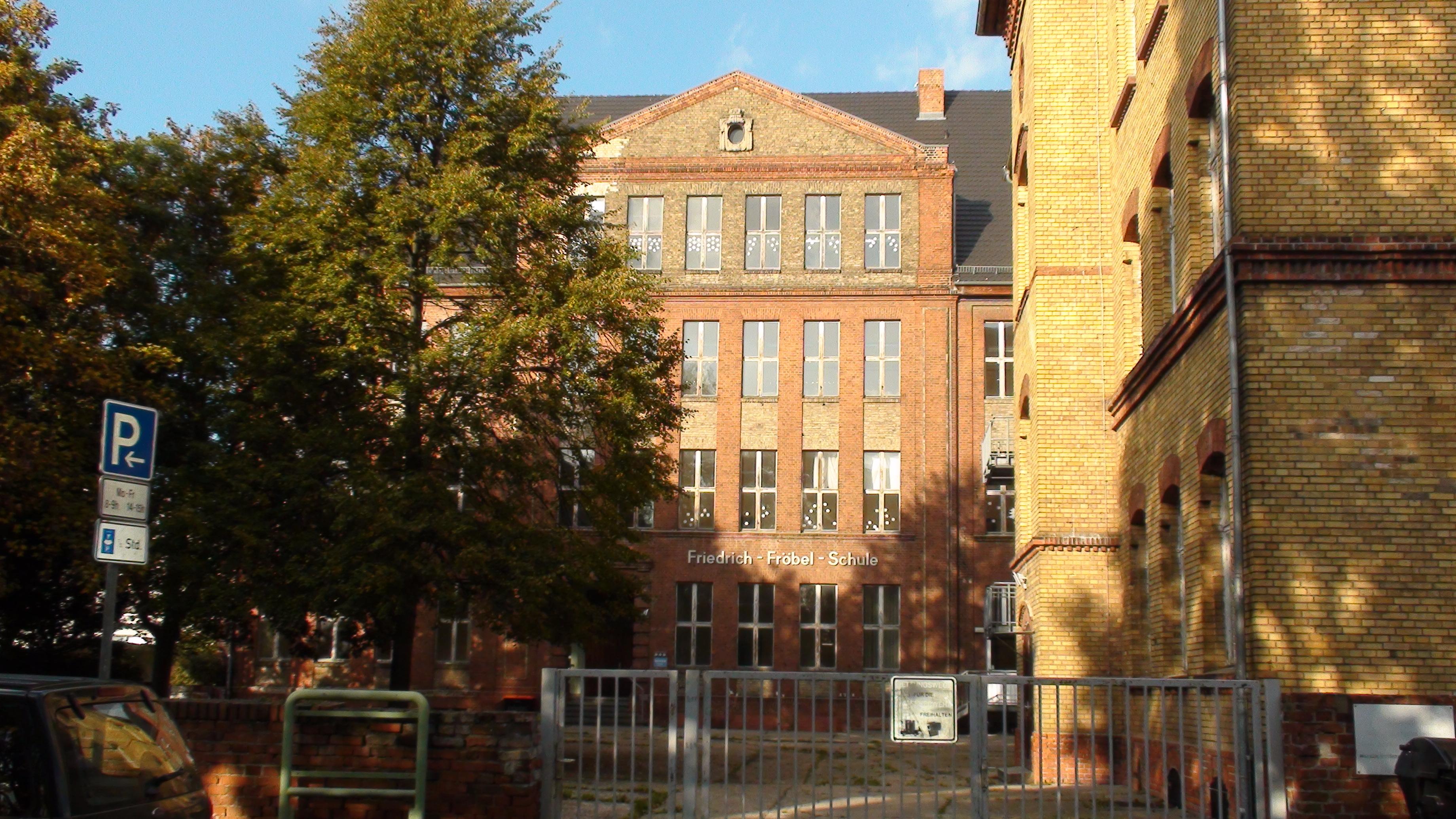 Fröbelschule Magdeburg