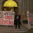…aber der Reihenfolge nach. Im Anschluss an die 296. Montagsdemo gegen Stuttgart 21 (cams21dokumentierte) ging der Demonstrationszug in Stuttgart über einen kleinen Schlenker vorbei am Hotel Silber (am 09.11. ein […]