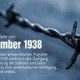 Am 9.November 1938 brannten in ganz Deutschland Synagogen, angezündet nicht von einem wütenden Mob, sondern wie in Stuttgart von der Feuerwehr, organisiert, vorbereitet und angestiftet von Partei, Regierung und Behörden […]