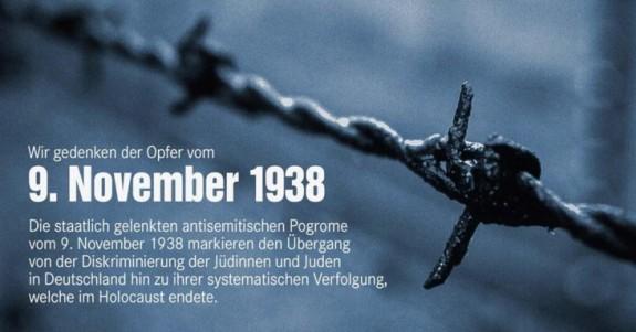 gedenken pogrom 09112015