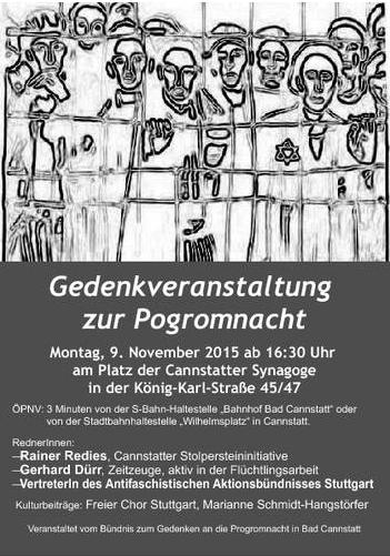 gedenkveranstaltung pogromnacht flyer 09112015