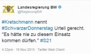 vg urteil kretschmann antwort tweet
