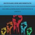 Deutschland, deine Abschiebepolitik. Info-Veranstaltung zu den Gesetzesänderungen und ihren Auswirkungen für Betroffene im Jahr 2015 Das Jahr 2015 steht für Vieles. Krieg und Krisen verschärfen sich, Menschen fliehen, EU-Außengrenzen werden […]
