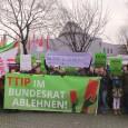 Samstag 23.Januar 2016. In Stuttgart lädt die SPD zum Landesparteitag in die Liederhalle, was liegt näher, als dies zu nutzen und die über 400.00 Unterschriften der Bürger gegen das […]