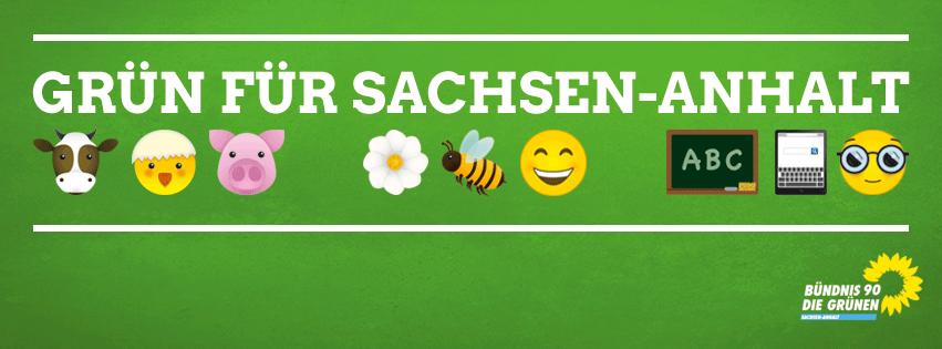 Grüne Sachsen-Anhalt