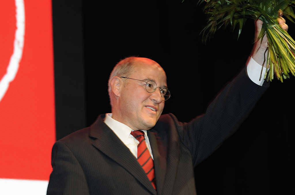 Gregor Gysi Foto: DerHexer, Wikimedia Commons, CC-by-sa 4.0
