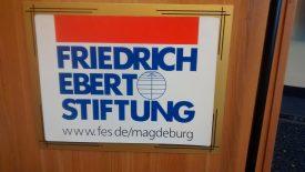 Für diese Veranstaltung bekamen wir eine Einladung zur Übertragung von der Friedrich-Ebert-Stiftung Magdeburg. In Frankreich die Front National, in Polen die PIS, in Ungarn Viktor Orban mit seiner Politik. In […]