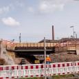 Impressionen rund um die S21 Baustelle in Feuerbach 08.04.16 / LoB