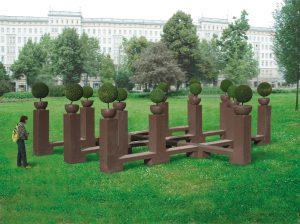 Magdeburger Recht Denkmalentwurf
