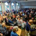 """Das Aktionsbündnis gegen Stuttgart 21 lud zum Infoabend unter dem Motto """"Der Ausstieg ist nötig und möglich!"""" und ca. 130 Personen informierten sich zum neuen Umstiegs Konzept. In der Bevölkerung […]"""