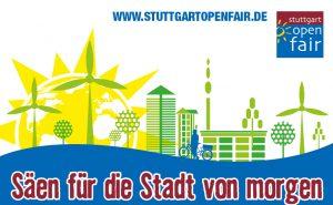 Logo der Stuttgart Open Fair