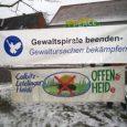 """Am 1.September fand in Aachen die Verleihung des Aachener Friedenspreises statt unter anderem an die """"Bürgerinitiative offene Heide"""" statt die sich für eine offene und friedliche Colbitzer-Letzlinger Heide einsetzt und […]"""