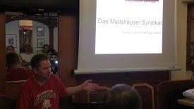 Im Rahmen der Esslinger Sommerakademie, einer Vortragsreihe der ESIG e.V. (Esslinger Initiative für Gemeinsinn), waren wir am 6.9.2016 in Esslingen und haben für Euch den Vortrag von Timon Haidlinger (Mietshäuser […]