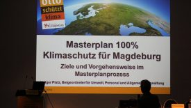 Die Landeshauptstadt Magdeburg hat sich das Ziel gesetzt, bis 2050 die Emissionen von Treibhausgasen um 95 % gegenüber 1990 zu senken. Das Magdeburger Ziel ist nur umsetzbar, wenn eine […]