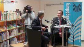 """Im Rahmen der Veranstaltungsreihe """"Lischka trifft"""" hat Burkhard Lischka bei seiner Talkrunde am 29. November eine der bekanntesten Persönlichkeiten des Berliner Politikbetriebes zu Gast in Magdeburg: den Bundestagsabgeordneten und Innenpolitiker […]"""
