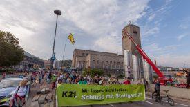 Rede von Dieter Reicherter als PDF Bilder von der Demo im Archiv (link) 30.09.2017 / LoB